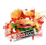110 percent Junk Food Slave by domex