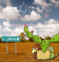 MIEDO by DOMINISCAN