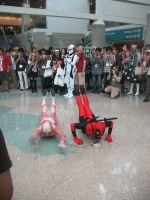 Anime Expo 2013 15 by iancinerate