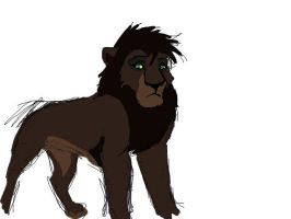 kovu's father v2 WITH tHE REF by BloodEffex
