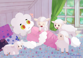 Year of the Sheep by Sunnynoga