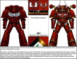 DR: Blood Angels by Koilungfish