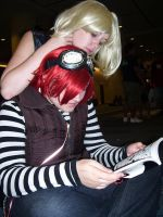 Fan Expo '07 - Matt and Mello by Mascara-TaintedTears