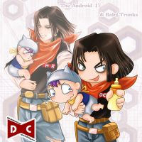 trunks and 17 by ciwi0451
