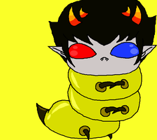 Sollux Grub by Jerena