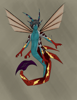 + Dragonfly + REMADE by Kanti-Kane