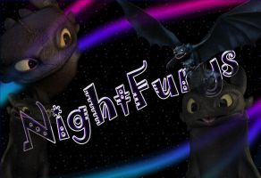 NightFury BG by TheBandicoot