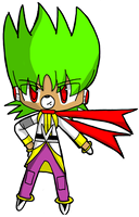 Chibi Zap Astro 4 by Crystal-Moore