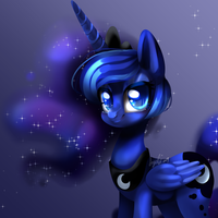 Luna by abc002310