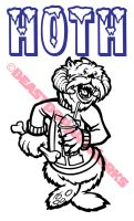 HOTH: COLDEST IN THE GALAXY inks by pop-monkey