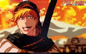 Ichigo's Return. Zaraki's savior by I-DEVOS