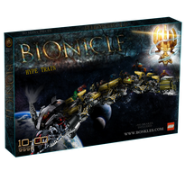 BIONICLE 2015 HYPE TRAIN SET REVEALED! by DarthDestruktor