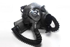 USN MkIV Diaphragm Mask by G45M45K