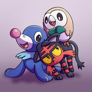 Starters by TranquilMind