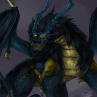 Lero -Dragon version by SandraMJ