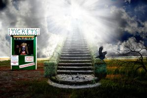 Stairway to Heaven by JacqChristiaan