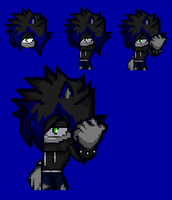 Request #2 complete- Nero pixel art by xXDaBoss99Xx