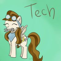 Techy by MioAis