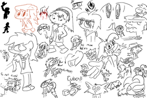 NTG - Live Stream Doodlies by ITS-ALL-NTG
