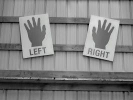 Know your Lefts from Rights? by Bambiified