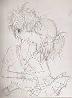 Happy Couple XD by anniecheng09