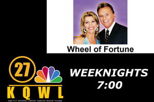 Wheel Of Fortune Promo for KQWL-TV (1996-2001) by revinchristianhatol