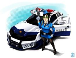 neo NYPD2 by motomechanica