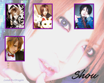 Shou of Alice Nine by LunarIceDragon