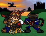 Commission: Empire of the KND by pennywhistle444