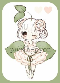 ANGEL SPROUT adopt [PENDING] by Purin-pyon