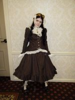 Steampunk Lolita by Kittywitchthesecond