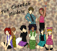 The Cheetah Maidens by Super-Sailor-Star