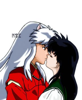 Inukag: Just one touch by Kaira-Nadima
