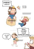 Princess Sam by KamiDiox