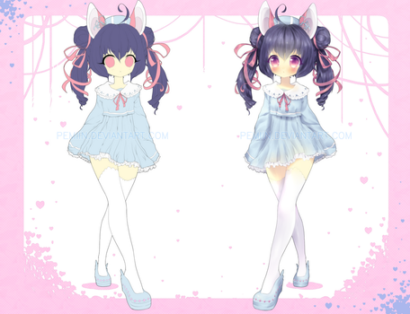 Adoptable auction [CLOSED] by Pemiin