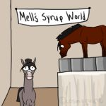 Mell's Syrup Fiesta by Cosmoquine