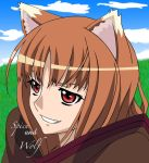 Holo the Wise Wolf by Kafei79