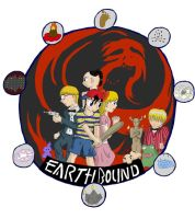 EarthBound by Koji45