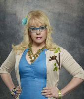 Kirsten Vangsness 2011-2012 by CriminalMindsLover19