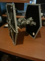 A Galactic imperial navy Tie fighter  by OddGarfield