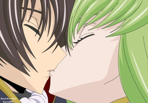 Code Geass - Goodbye Kiss by Xpand-Your-Mind