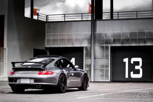 Carrera S UAE by alexisgoure