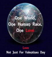 One Love by Shirley-Agnew-Art