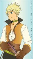 Tales of the Abyss Guy by gmbluedestiny