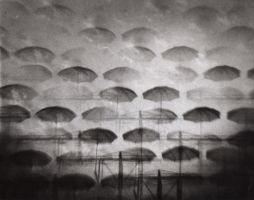 Umbrellas by Aerina