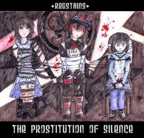 +The prostitution of silence+ by redstains