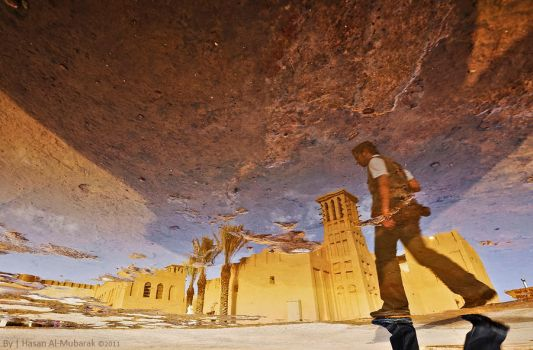 Reflection of Civilization by HasanMHM