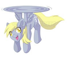 MLP: Derpy Hooves by NeroStreet