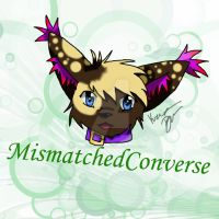 My Fursona head only by MismatchedConverse