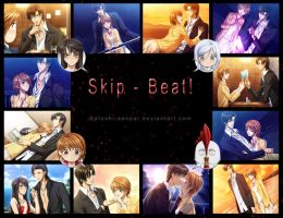 Skip Beat - Its love Wallpaper by Silver-Nightfox